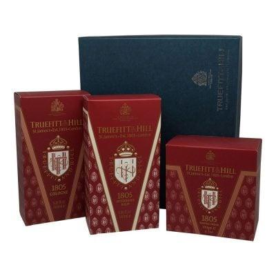 Set cadou pentru bărbierit Truefitt & Hill 1805